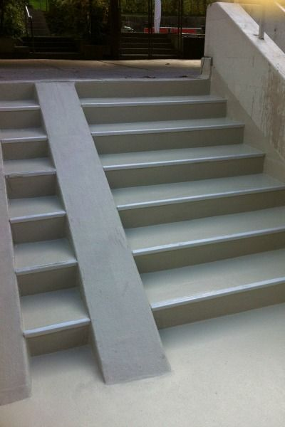 Treppen Beschichtungen - GK Bedachungen & Bautenschutz