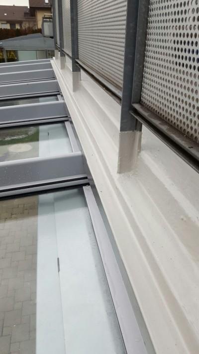 Wintergarten - GK Bedachungen & Bautenschutz